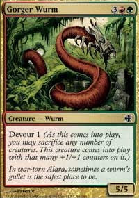 Gorger Wurm [Alara Reborn] | Gamerz Cafe