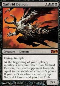 Xathrid Demon [Magic 2010] | Gamerz Cafe