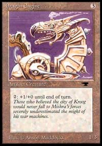 Dragon Engine [Antiquities] | Gamerz Cafe