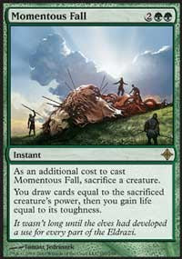 Momentous Fall [Rise of the Eldrazi] | Gamerz Cafe