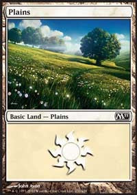 Plains (231) [Magic 2011] | Gamerz Cafe
