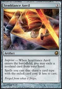 Semblance Anvil [Scars of Mirrodin] | Gamerz Cafe
