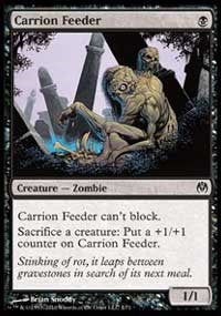 Carrion Feeder [Duel Decks: Phyrexia vs. the Coalition] | Gamerz Cafe