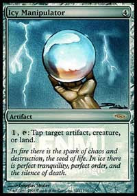 Icy Manipulator [Friday Night Magic 2005] | Gamerz Cafe
