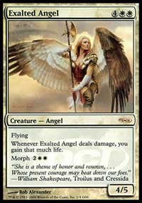 Exalted Angel [Judge Gift Cards 2006] | Gamerz Cafe