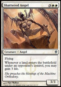 Shattered Angel [New Phyrexia] | Gamerz Cafe