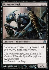 Nantuko Husk [Commander 2011] | Gamerz Cafe