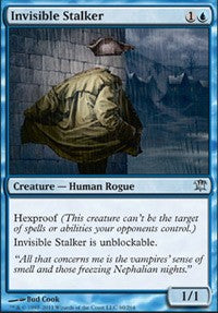 Invisible Stalker [Innistrad] | Gamerz Cafe