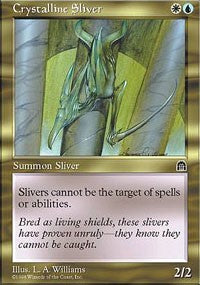 Crystalline Sliver [Stronghold] | Gamerz Cafe