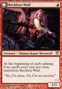 Reckless Waif [Innistrad] | Gamerz Cafe