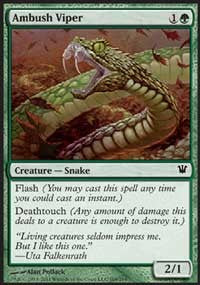 Ambush Viper [Innistrad] | Gamerz Cafe