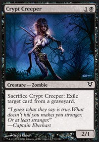 Crypt Creeper [Avacyn Restored] | Gamerz Cafe