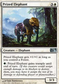 Prized Elephant [Magic 2013] | Gamerz Cafe