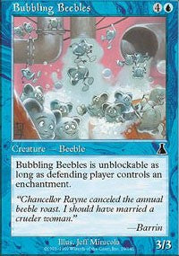 Bubbling Beebles [Urza's Destiny] | Gamerz Cafe