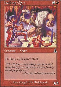 Hulking Ogre [Urza's Destiny] | Gamerz Cafe