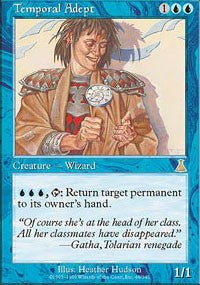 Temporal Adept [Urza's Destiny] | Gamerz Cafe