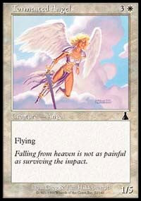 Tormented Angel [Urza's Destiny] | Gamerz Cafe