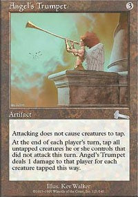 Angel's Trumpet [Urza's Legacy] | Gamerz Cafe
