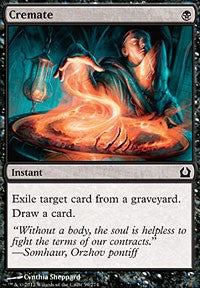 Cremate [Return to Ravnica] | Gamerz Cafe