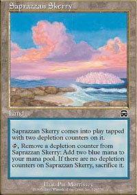 Saprazzan Skerry [Mercadian Masques] | Gamerz Cafe