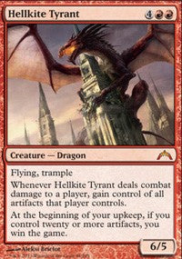 Hellkite Tyrant [Gatecrash] | Gamerz Cafe