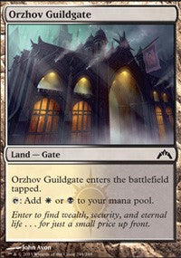 Orzhov Guildgate [Gatecrash] | Gamerz Cafe