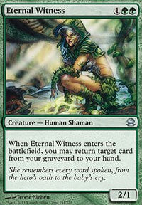Eternal Witness [Modern Masters] | Gamerz Cafe