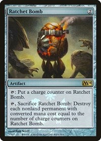 Ratchet Bomb [Magic 2014 Promos] | Gamerz Cafe