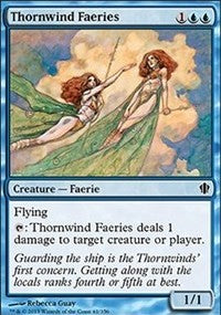 Thornwind Faeries [Commander 2013] | Gamerz Cafe