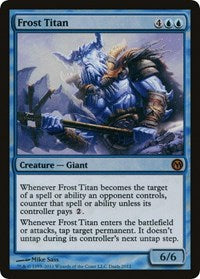 Frost Titan [Duels of the Planeswalkers Promos 2011] | Gamerz Cafe