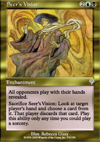Seer's Vision [Invasion] | Gamerz Cafe