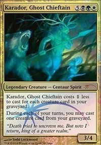 Karador, Ghost Chieftain [Judge Gift Cards 2014] | Gamerz Cafe