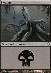Swamp (377) [Coldsnap Theme Decks] | Gamerz Cafe