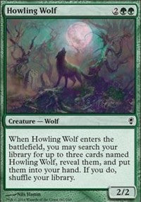 Howling Wolf [Conspiracy] | Gamerz Cafe