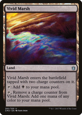 Vivid Marsh [Commander Anthology] | Gamerz Cafe
