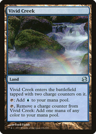 Vivid Creek [Modern Masters] | Gamerz Cafe