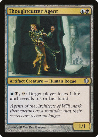 Thoughtcutter Agent [Shards of Alara] | Gamerz Cafe