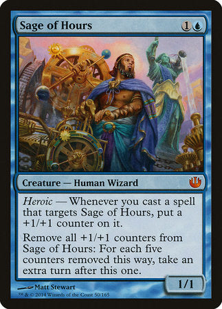 Sage of Hours [Journey into Nyx] | Gamerz Cafe
