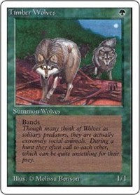Timber Wolves [Unlimited Edition] | Gamerz Cafe