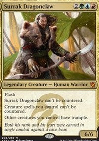 Surrak Dragonclaw [Khans of Tarkir] | Gamerz Cafe