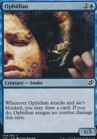 Ophidian [Duel Decks Anthology: Jace vs. Chandra] | Gamerz Cafe