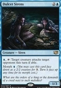 Dulcet Sirens [Commander 2014] | Gamerz Cafe