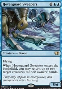 Hoverguard Sweepers [Commander 2014] | Gamerz Cafe