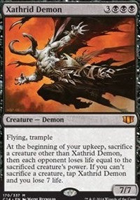 Xathrid Demon [Commander 2014] | Gamerz Cafe