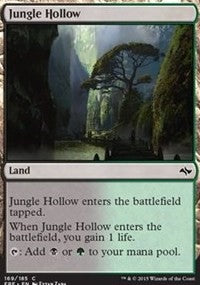 Jungle Hollow [Fate Reforged] | Gamerz Cafe