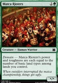 Matca Rioters [Modern Masters 2015] | Gamerz Cafe