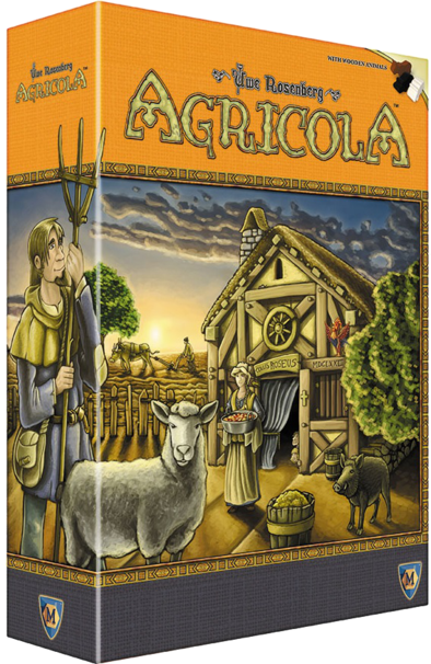 Agricola - Revised Edition | Gamerz Cafe