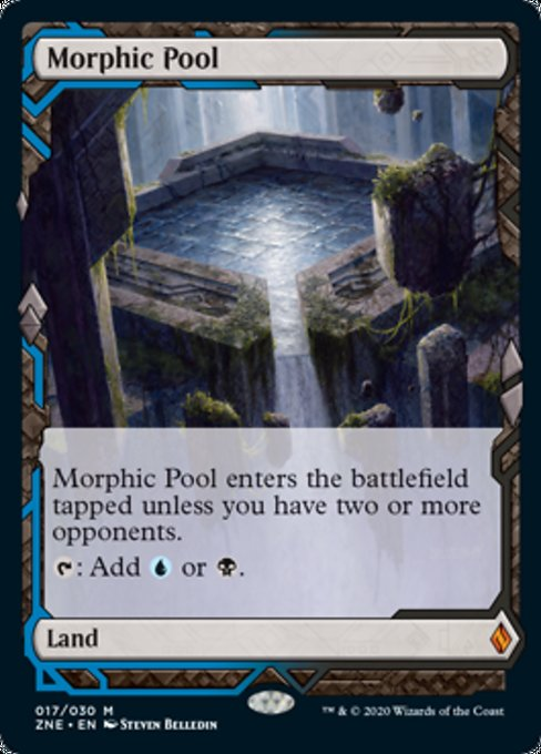 Morphic Pool [Zendikar Rising Expeditions] | Gamerz Cafe