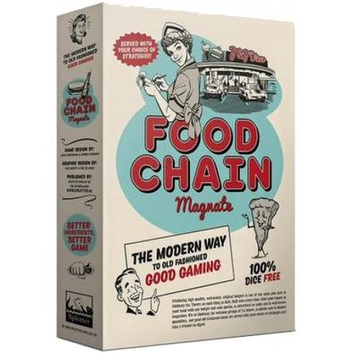 Food Chain Magnate | Gamerz Cafe