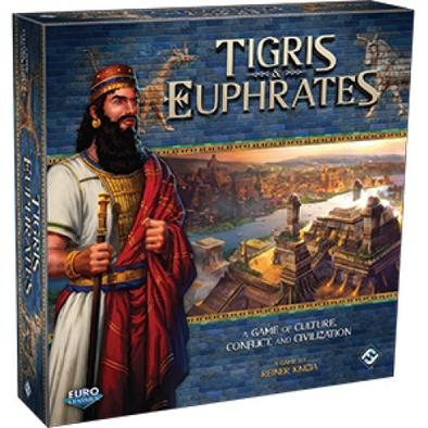 Tigris & Euphrates (New Ed.) | Gamerz Cafe